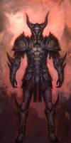 Black Knight by XiaTaptara