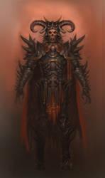Evil Knight by XiaTaptara
