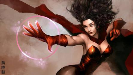 Scarlet by XiaTaptara