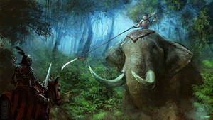 Warrior Princess by XiaTaptara