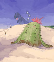 FFXII: Chillin' by saltycatfish