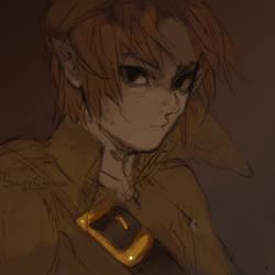 LoZ: Link by saltycatfish