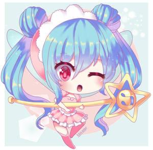 Alto [Fairy Idol Kanon] by Aliyune