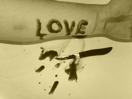 To Write Love on Her Arms by ProdigalComingHome