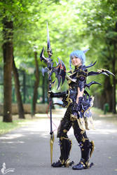 Final Fantasy XIV by greengreencat