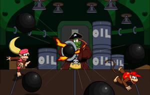 K. Rool Duel by AraghenXD