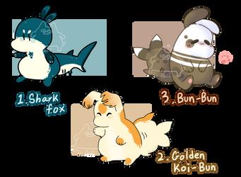 bunshark adopt (CLOSED!)A by sirfluff-thefluff