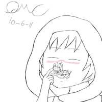 Midnight snack by GtsMayCry7