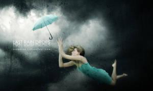 Last Rain Drops by SukhRiar