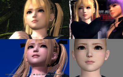 (WIP) Inport MARIE to PHASE4 (DOA5LR_MOD) by TUBAKING2017