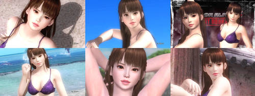 (DOA5LR_MOD) LEIFANG edit face 2018. test (WIP) by TUBAKING2017