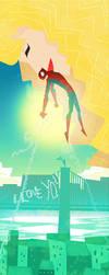 The Amazing Spider-man 2 Fan art: Gwen by tarunbanned