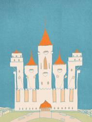 Enchanted Castle, Las Vegas by mr-benn
