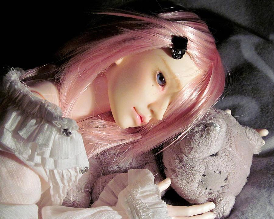 ~Pink Wig~ by WeaverOfTheNight