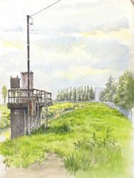 An embankment by blacktsubu