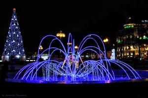 imitation of fountain by Lyutik966