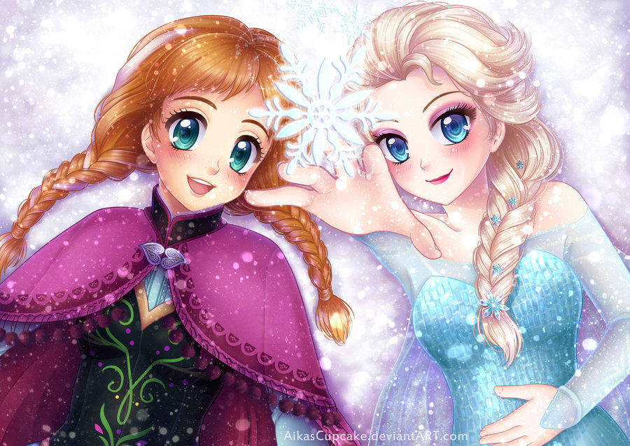 Collection: The Magic of Snowflakes