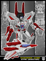 Transformers Jetfire (Generations) by archaznable30