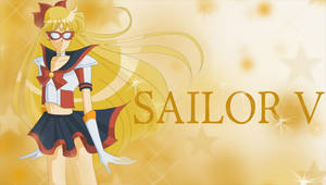 sailor v by scpg89