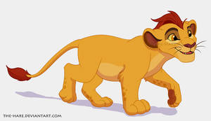 Kion by TheVerdantHare