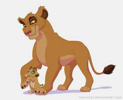 Mamma! by TheVerdantHare