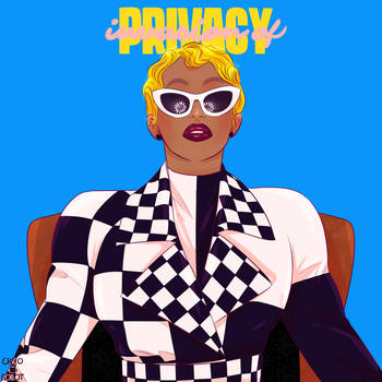 Cardi B Invasion of Privacy by chico-robot