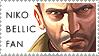 GTA IV - Niko Bellic Stamp by Raiyun
