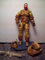 Cobra Sand Viper Re-imagined accessories off by Burning-Torso