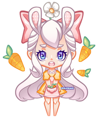 Carrot Luver by Shiena-san
