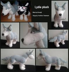 Ginga: Lydia plush by ewedy2