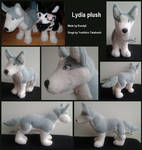 Ginga: Lydia plush by ewedy2
