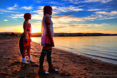 As Sure as the Setting Sun by artisticpsyco