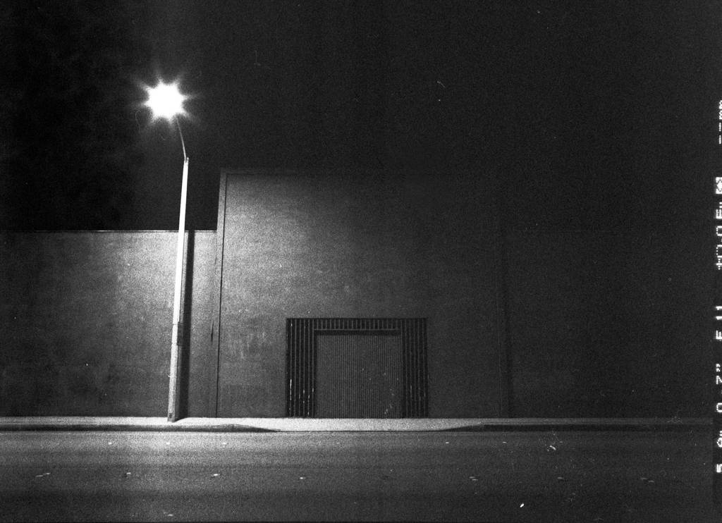 Building with street light by guidoanselmi