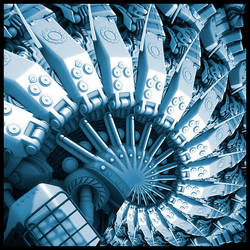 Fractal Machinery by Direct2Brain