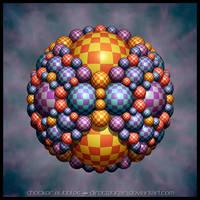 Checker Bubbles by Direct2Brain