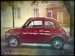 FIAT 500 by Direct2Brain