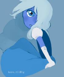 Sapphire by KoroRii