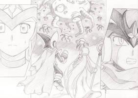 Against the Devil Virus by SLiDER-chan