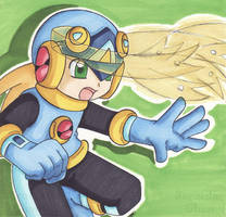Rock Flash by SLiDER-chan