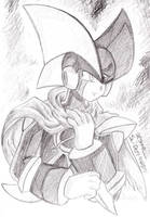 UP Forte CF sketch by SLiDER-chan