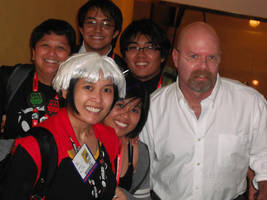 Picture with the Hyneman by SLiDER-chan