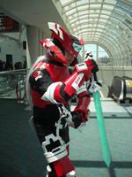 Rockman Zero Cosplay by SLiDER-chan