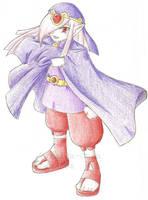 Commish: Legend of Zelda - Vaati by SLiDER-chan