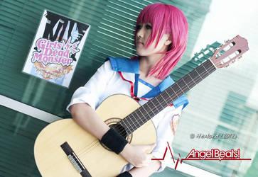 My Song - Masami Iwasawa #1 by xAoiSora