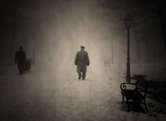 moon walk.. by slatkatajna