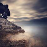 A windy day by slatkatajna