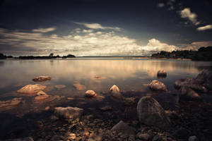 I'm lost in paradise by slatkatajna