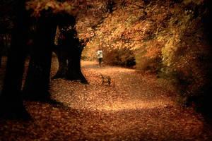 Jesen u Maksimiru by slatkatajna