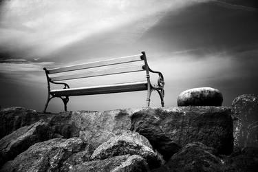 Empty Bench II by slatkatajna