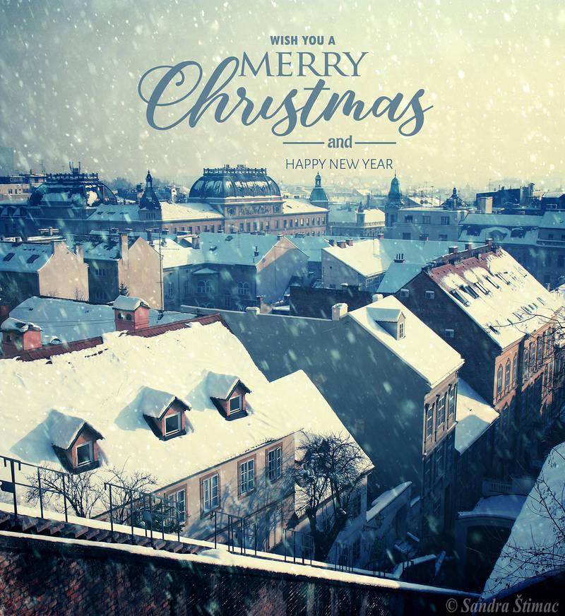 Merry Christmas! by slatkatajna